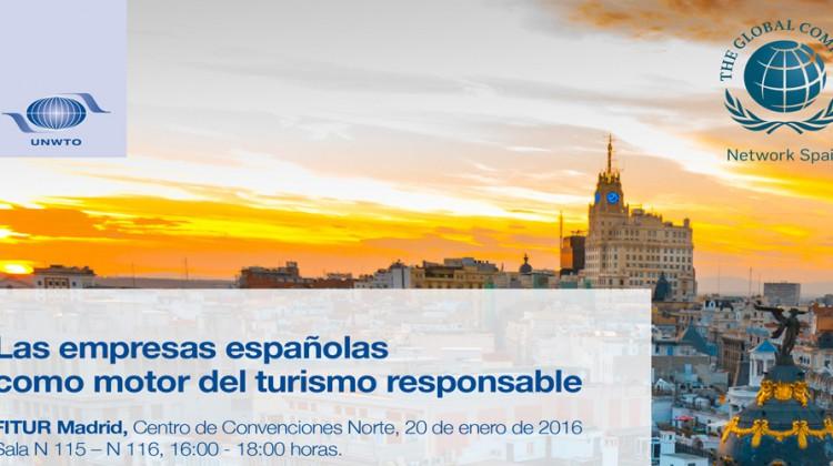 Las empresas españolas como motor del turismo responsable - PACTO ...