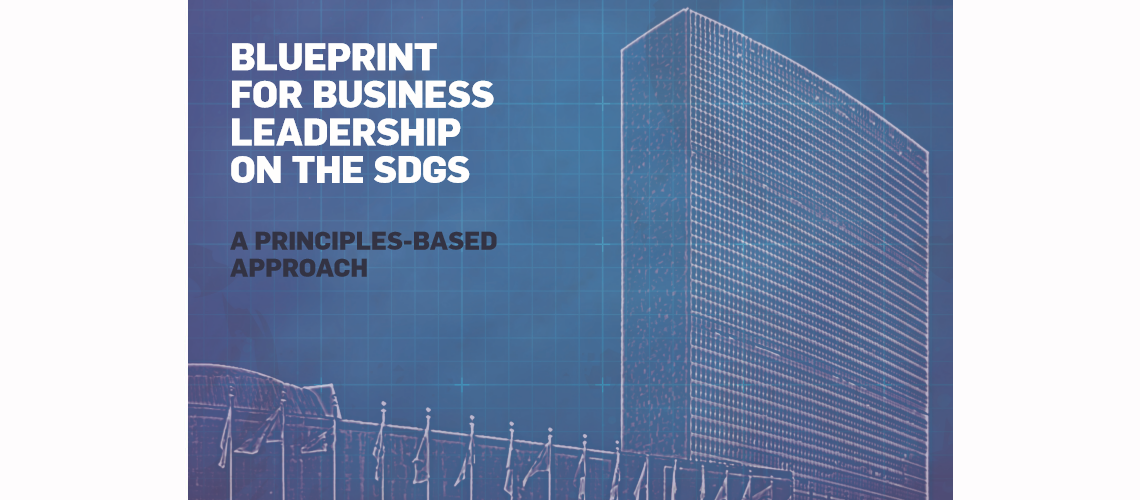 Blueprint nueva herramienta de liderazgo empresarial en ods se malvernweather Images