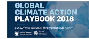 Global Climate Action Playbook 2018