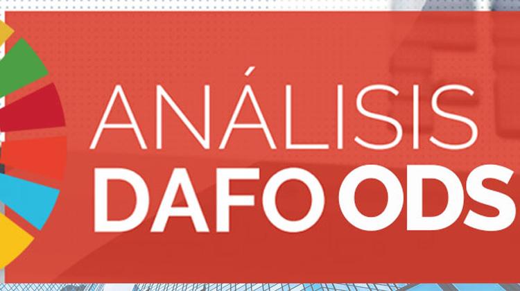 DAFO de los Objetivos de Desarrollo Sostenible