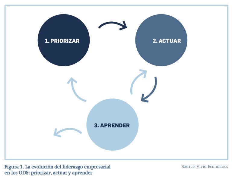 Blueprint: Guía para el liderazgo de los Objetivos de Desarrollo Sostenible