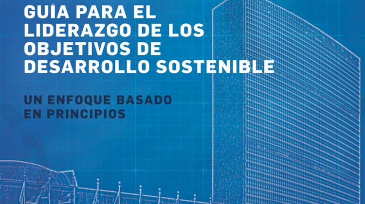 liderazgo de los Objetivos de Desarrollo Sostenible