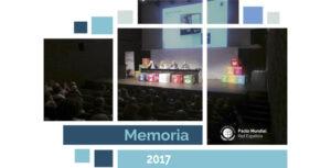 Memoria de actividades de 2017