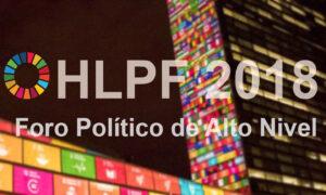 Foro Político de Alto Nivel de Naciones Unidas