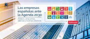 El sector empresarial ante la Agenda 2030