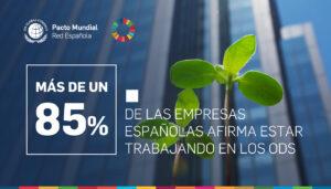 Empresas españolas ya trabajan los ODS