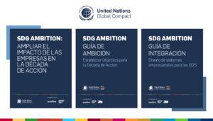 Guías SDG Ambition